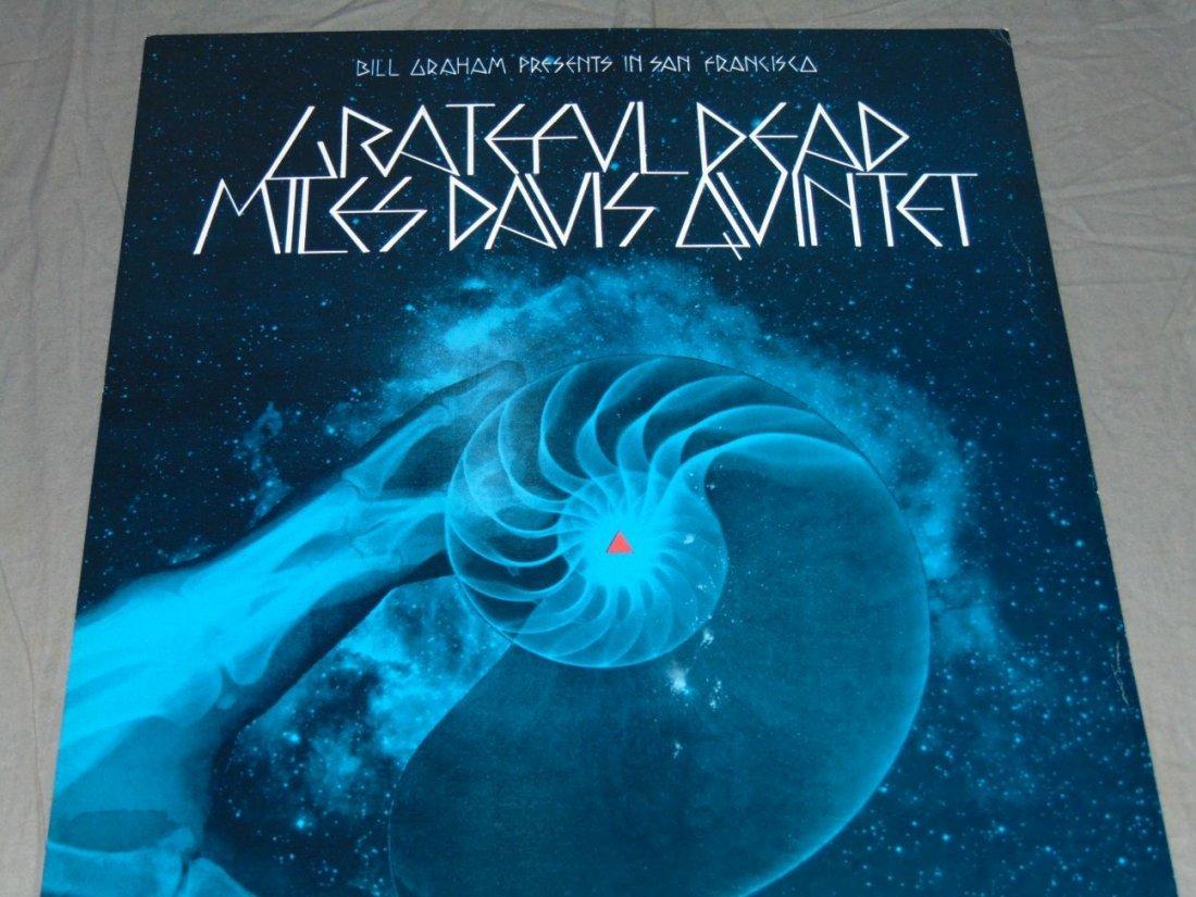 Grateful Dead Fillmore Concert Poster BG227 - 2