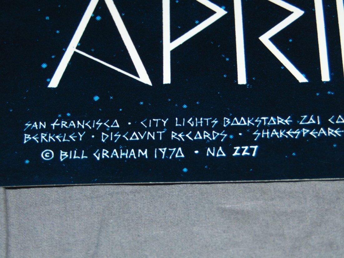 Grateful Dead Fillmore Concert Poster BG227 - 4