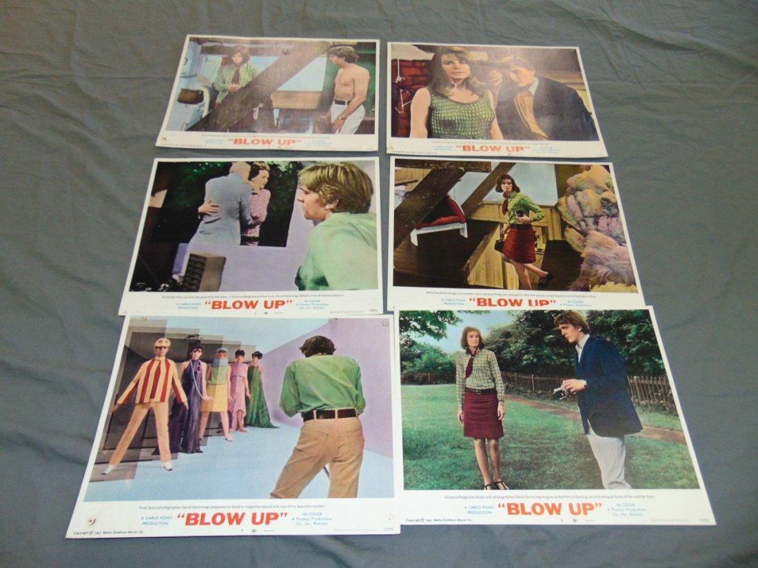 Movie Lobby Card Lot, 1960's - 3