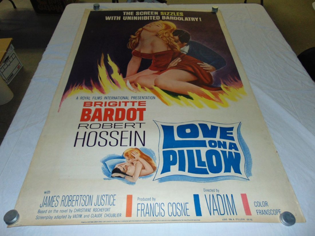 "Lot of (4) Movie Posters, 40"" x 60"" - 7"