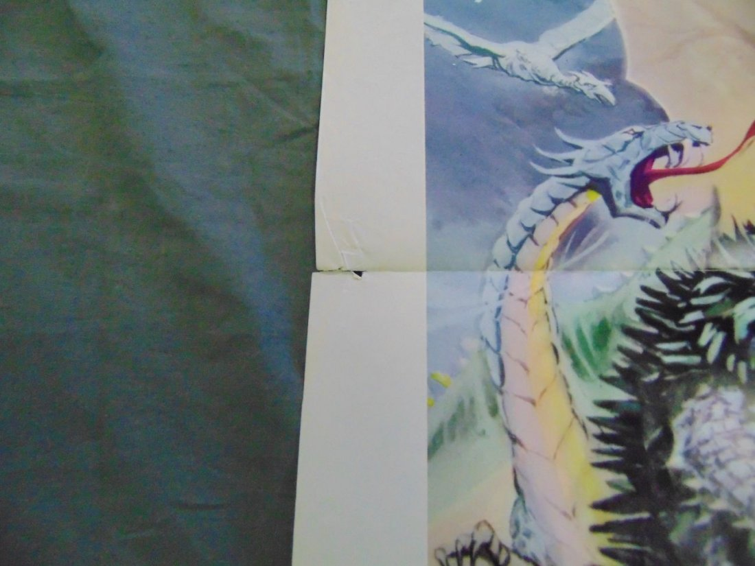 1969 Destroy All Monsters One Sheet Poster - 3