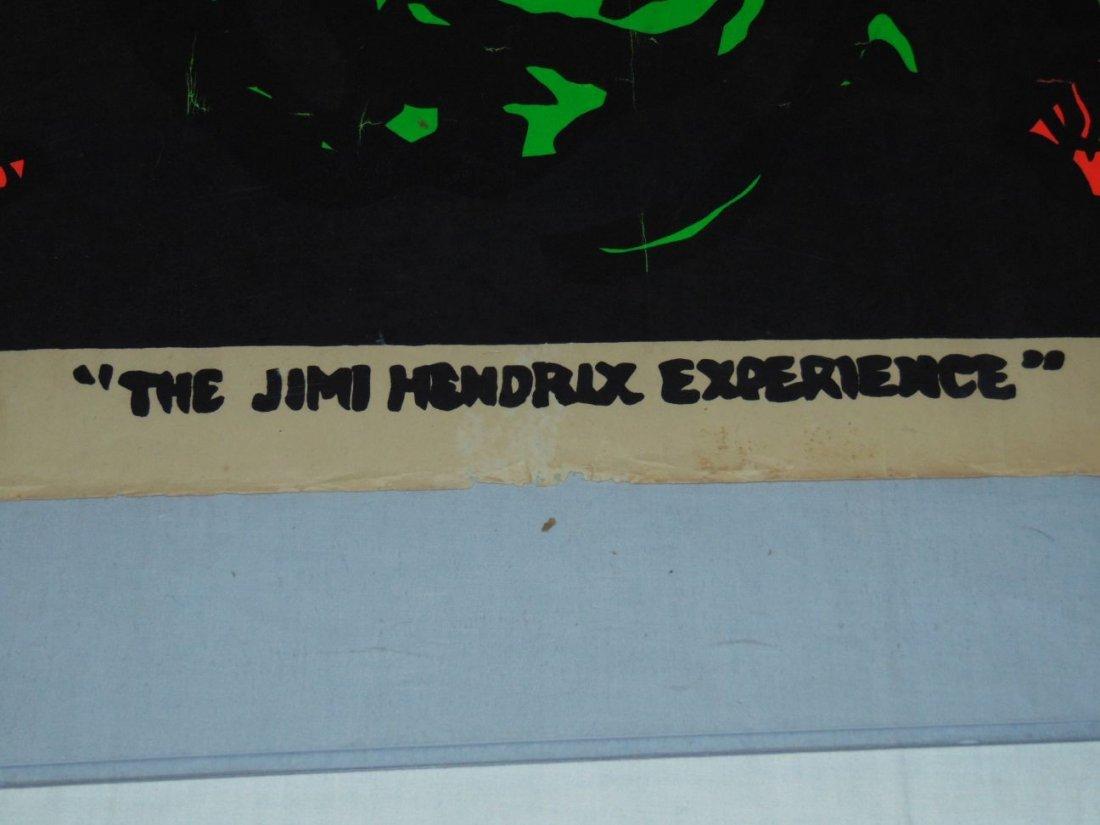 Jimi Hendrix 1967 Head Shop Psychedelic Poster - 6
