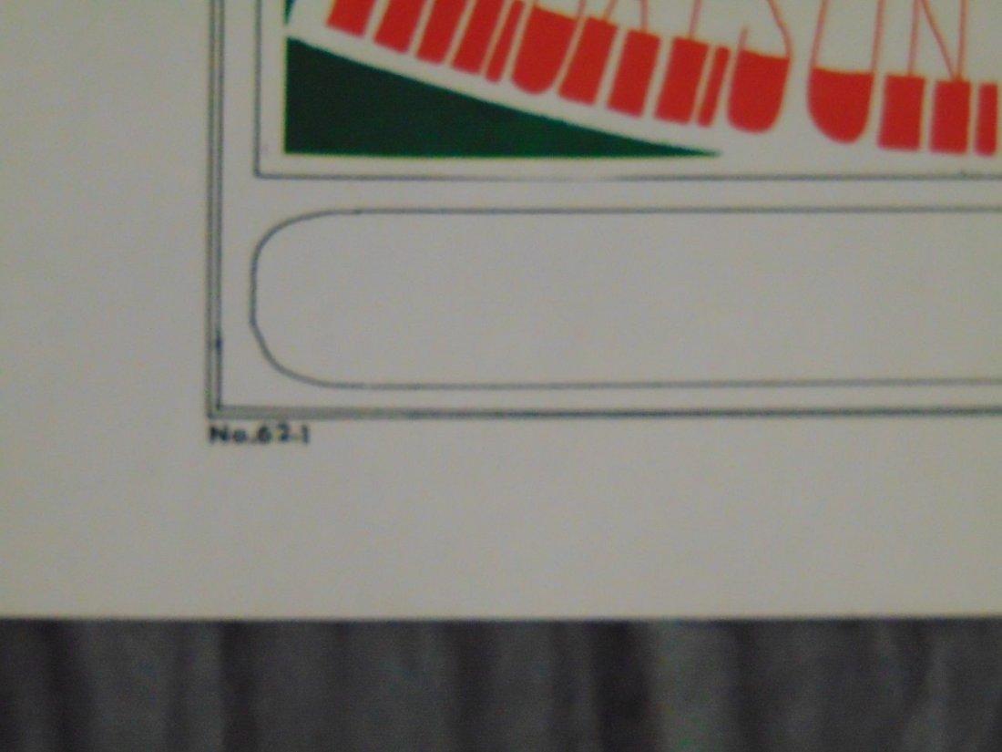 (2) Quicksilver Rick Griffin FD 1967 Concert Pstrs - 6