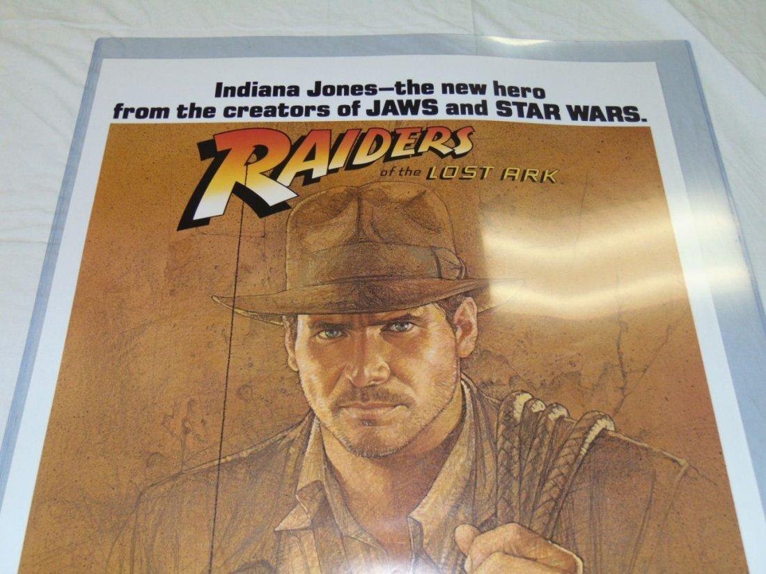 Indiana Jones 1 Sheet 1981 Movie Poster - 2