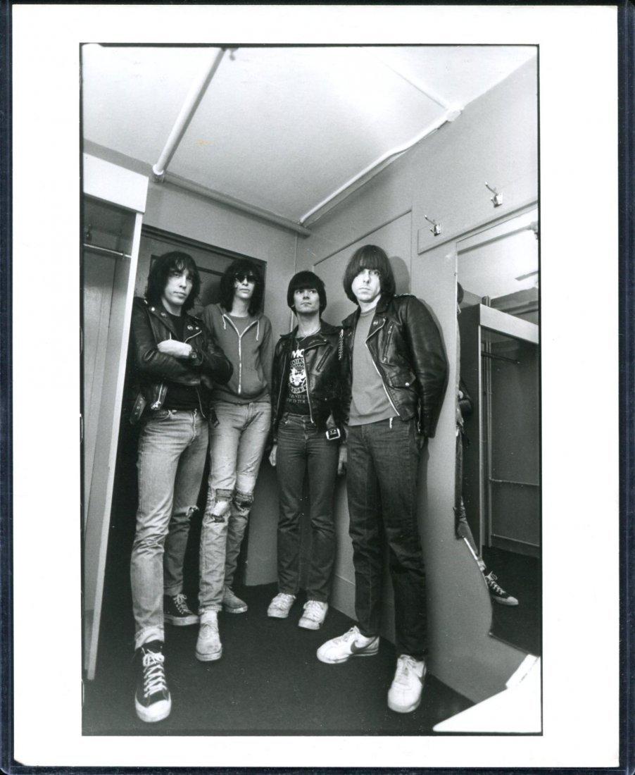 The Ramones Photo, Adrian Boot