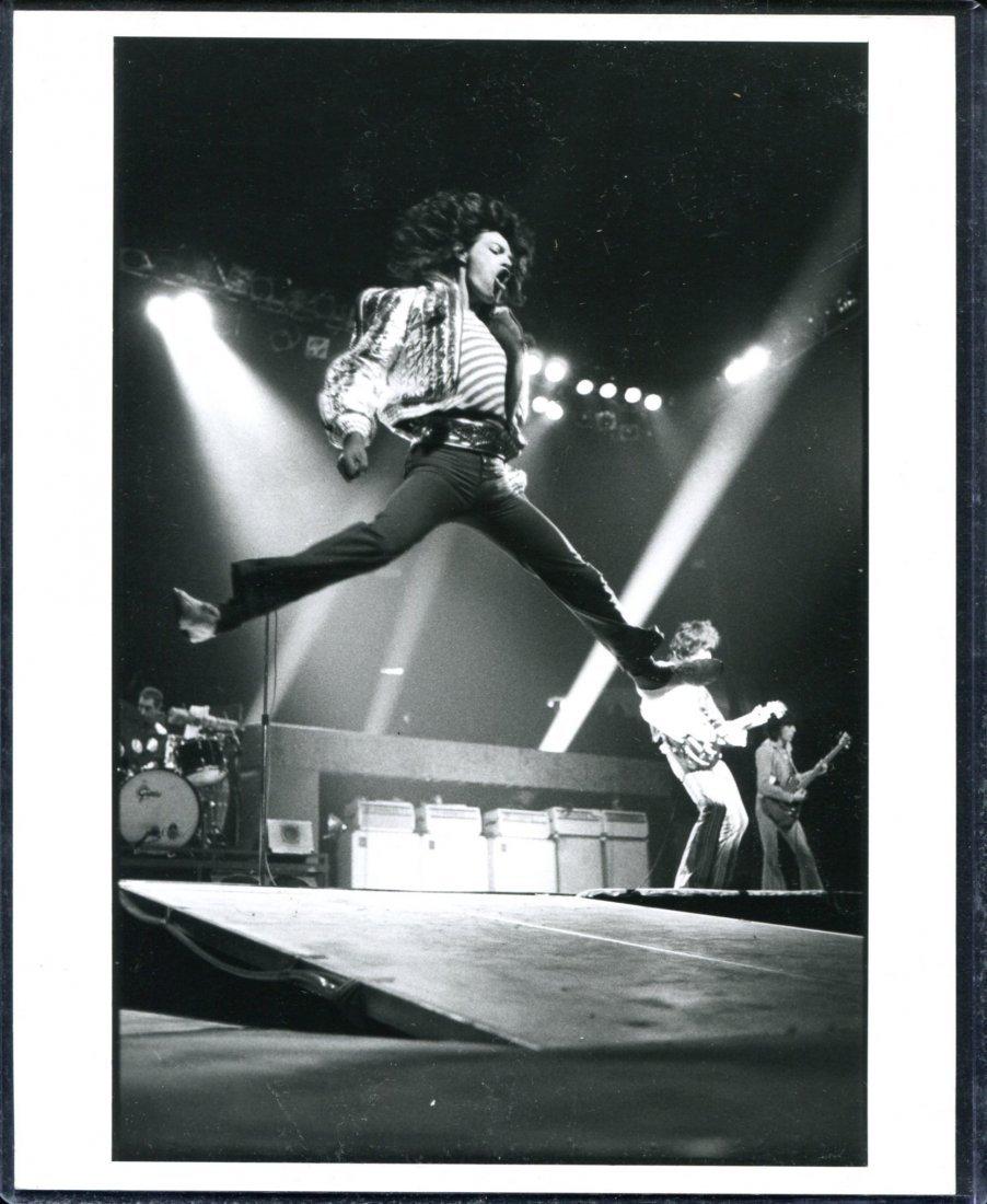 Rolling Stones Mick Jagger Photo, Michael Putland