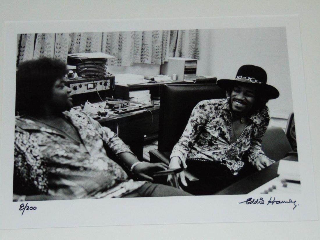 Jimi Hendrix Limited Edition Photo by Eddie Kramer