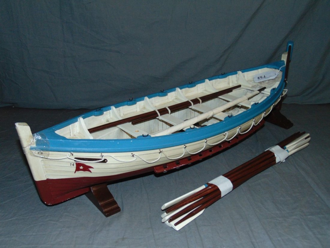 Handmade Model, RMS Titanic Life Boat