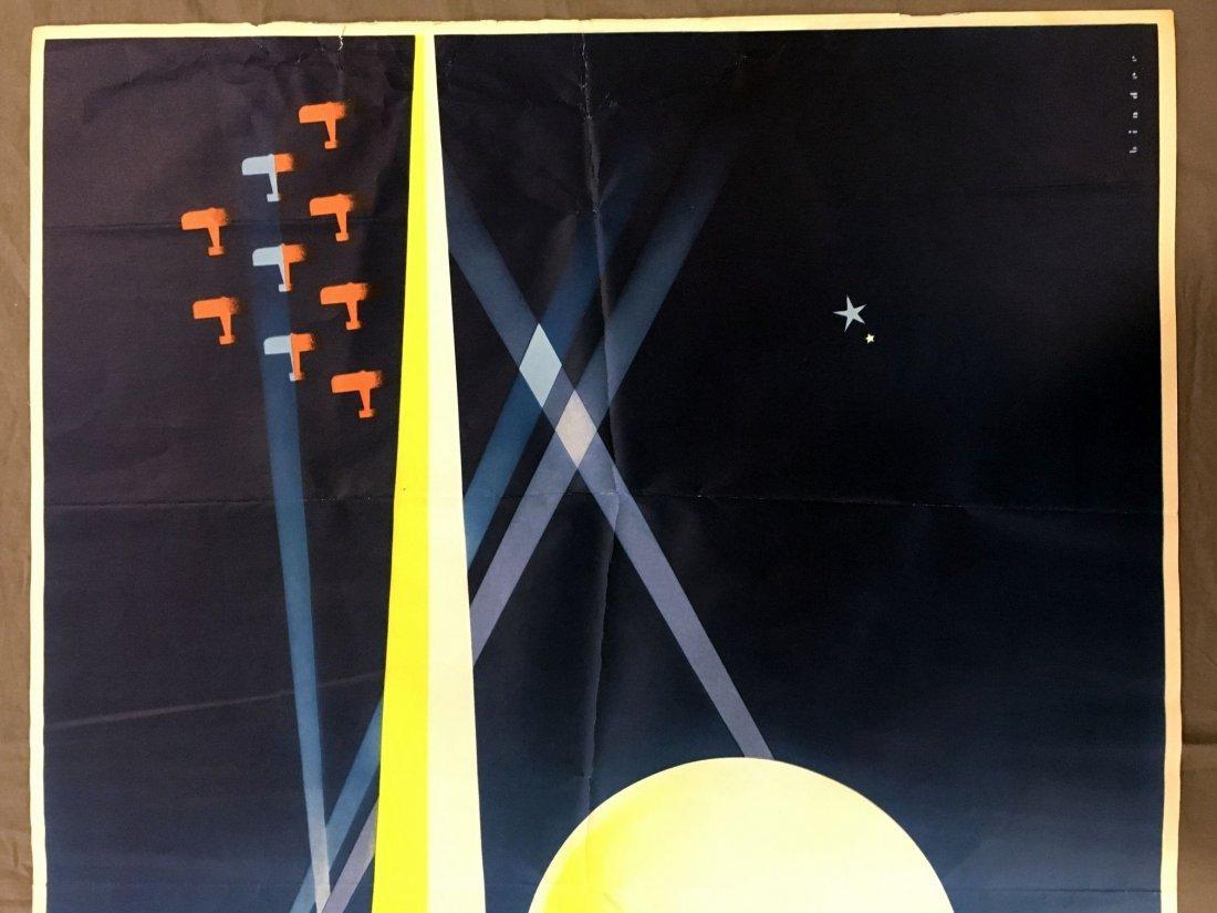 1939 NY World's Fair Poster, Joseph Binder - 2