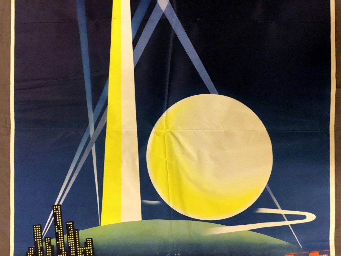 1939 NY World's Fair Poster, Joseph Binder - 3