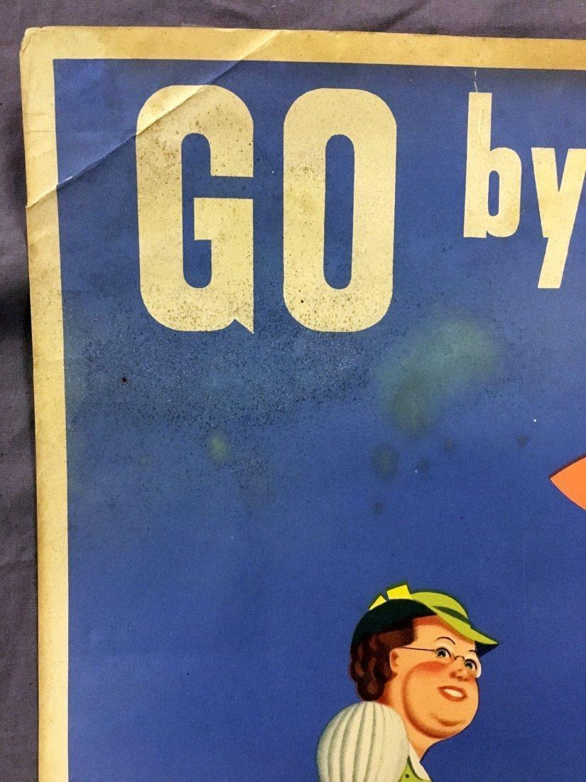 1940 New York World's Fair Admission Poster, Ekmar - 4