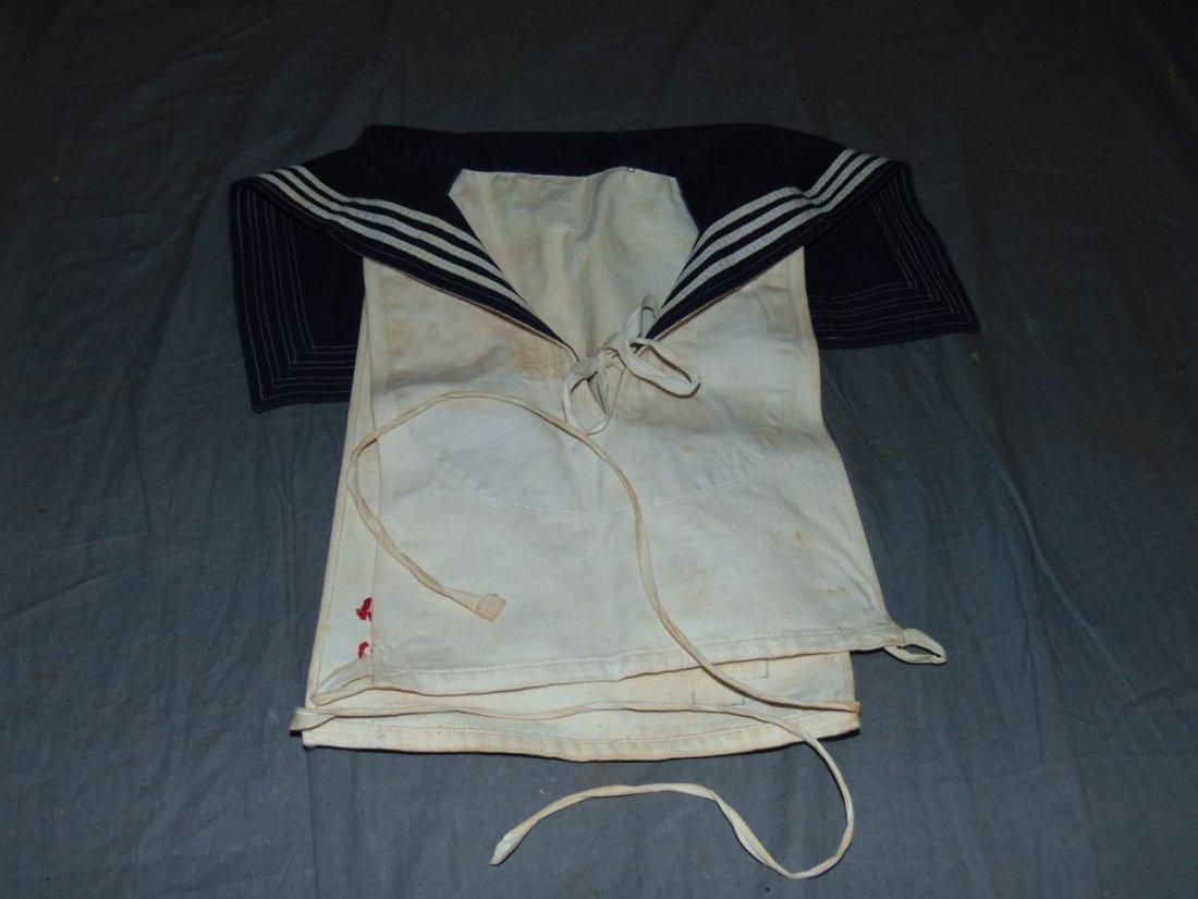 German Sailor Uniform, S.M.S. Graf Spee - 10