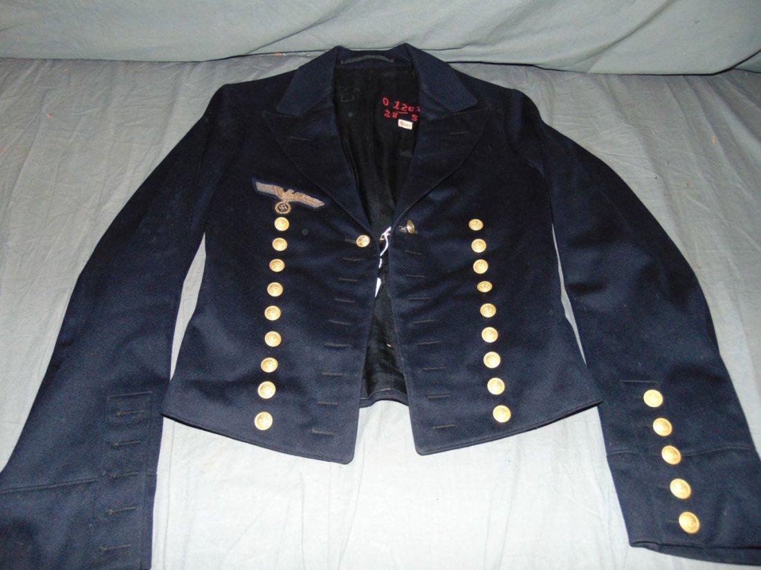 German Sailor Uniform, S.M.S. Graf Spee - 3