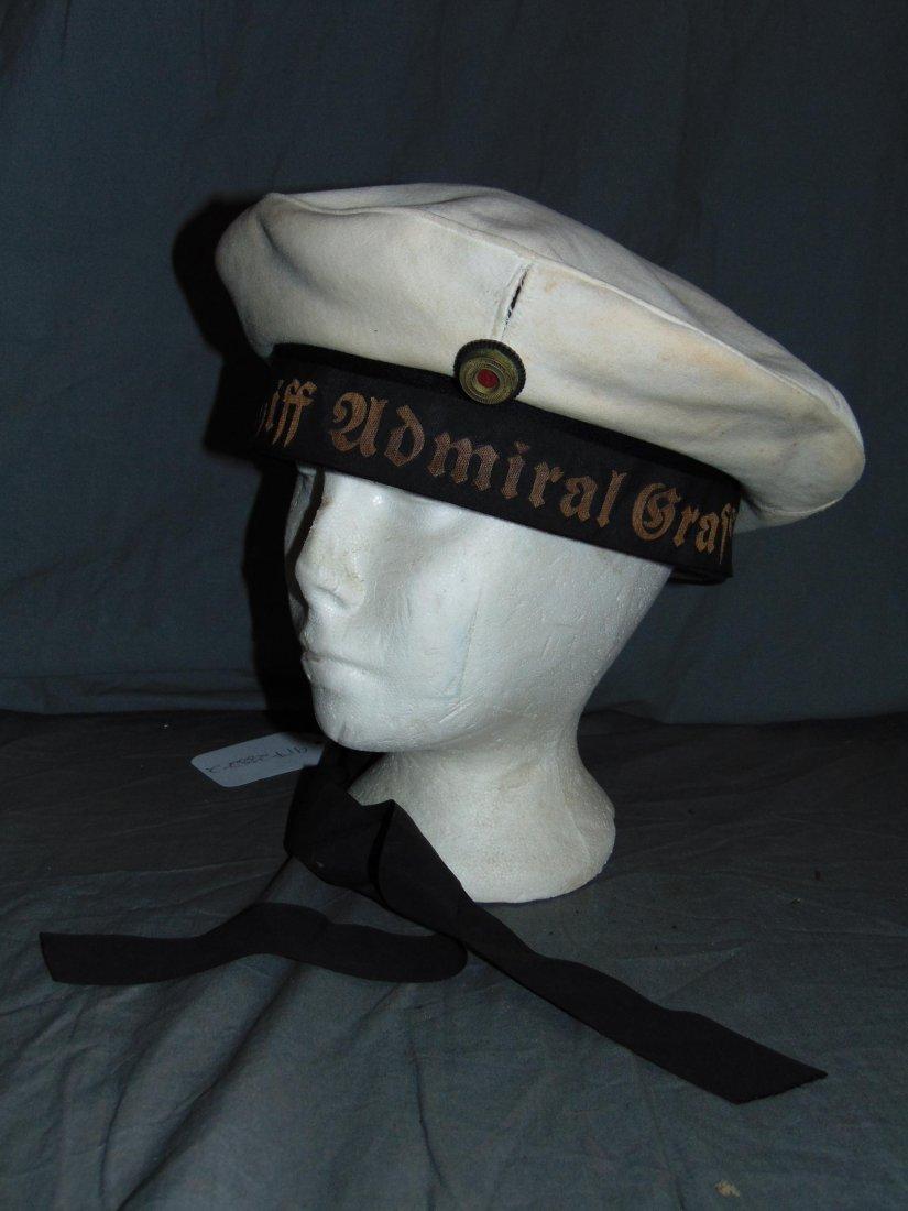 German Sailor Uniform, S.M.S. Graf Spee - 9