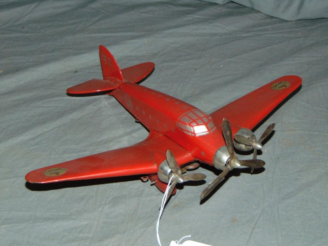 Windup Ingap Padova Airplane.
