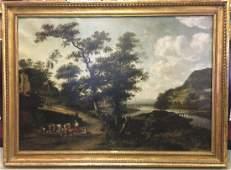 Jan Gabrielsz Sonje 1625  1707 Oil on Canvas