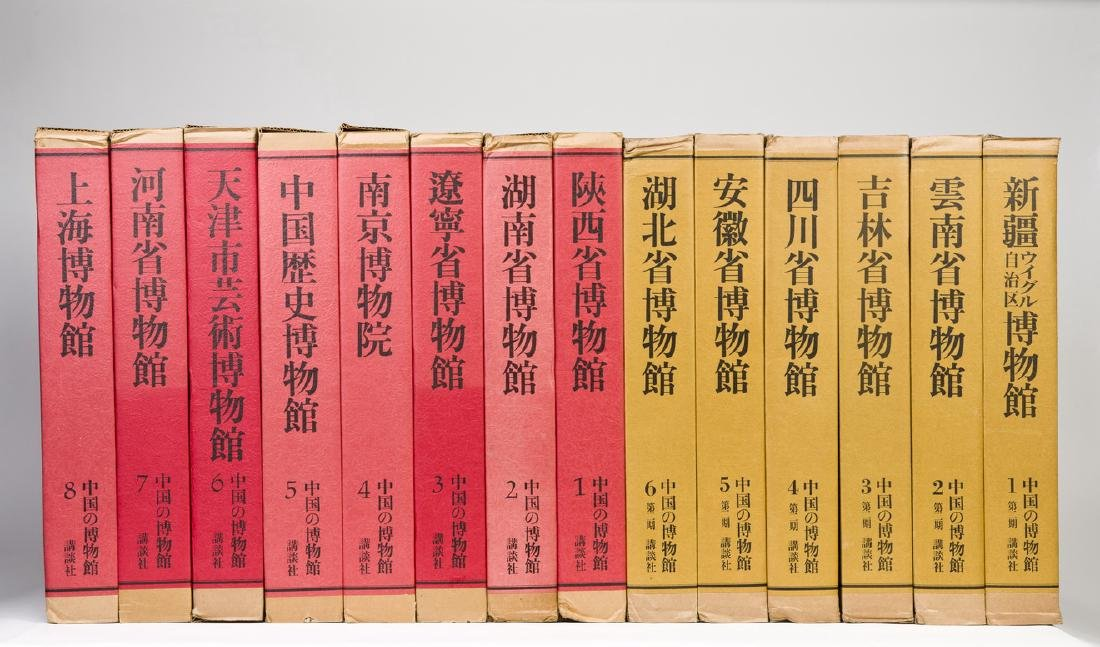 Chinese Museums (14 volumes)