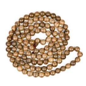 Agarwood Prayer Beads Strand