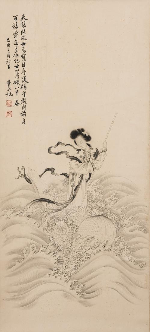 FEI DANXU (ATTRIBUTED TO,1802-1850), FIGURE
