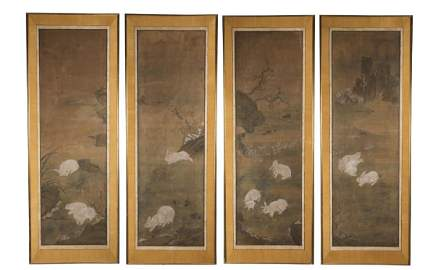 ANONYMOUS (QING DYNASY, 18 TH CENTURY),