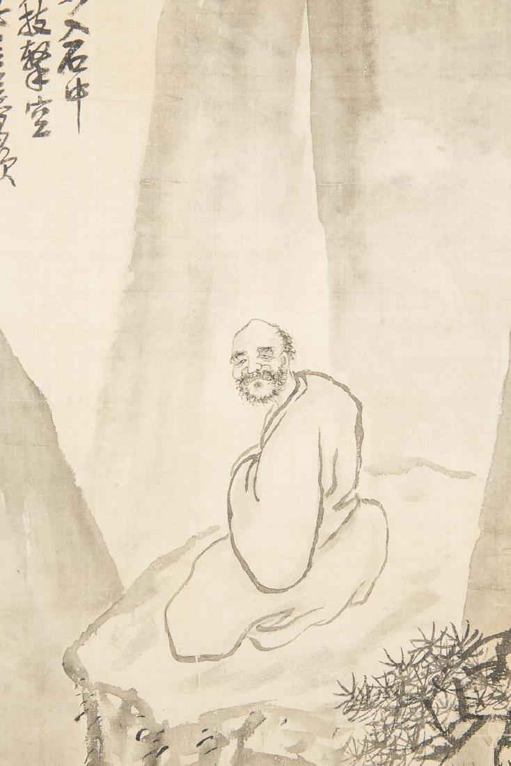WU CHANGSHOU (1844-1927), LUOHAN - 4