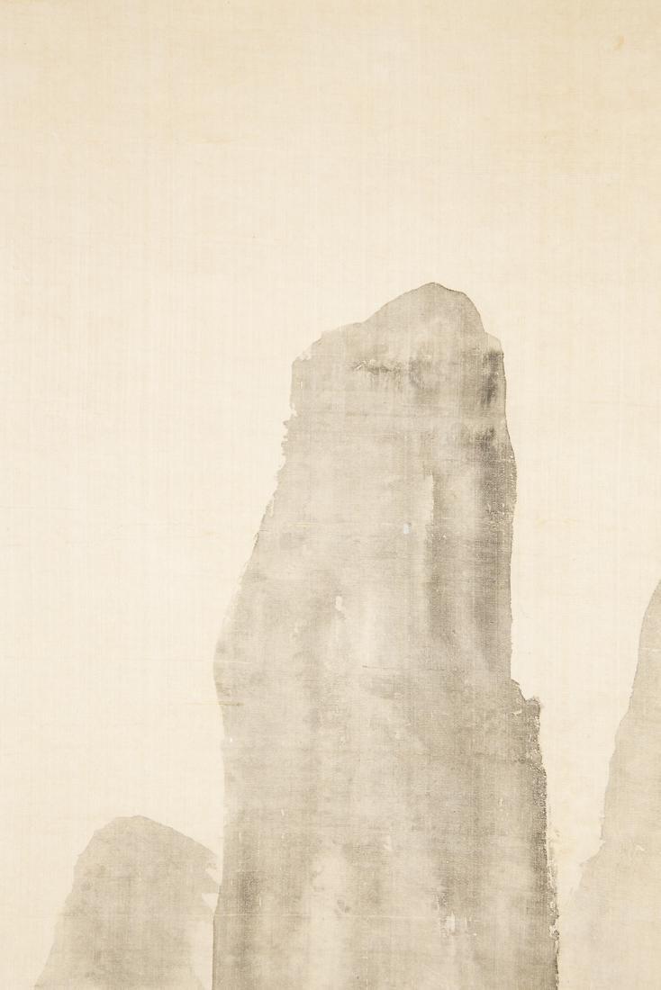 WU CHANGSHOU (1844-1927), LUOHAN - 7