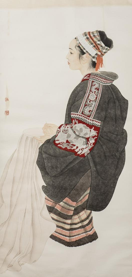 HE JIAYING (1957-), BEAUTY