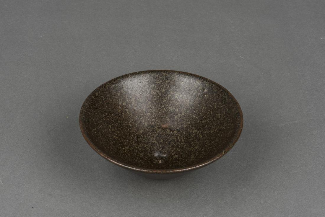 A JIZHOU YAO WARE TEA BOWL - 2