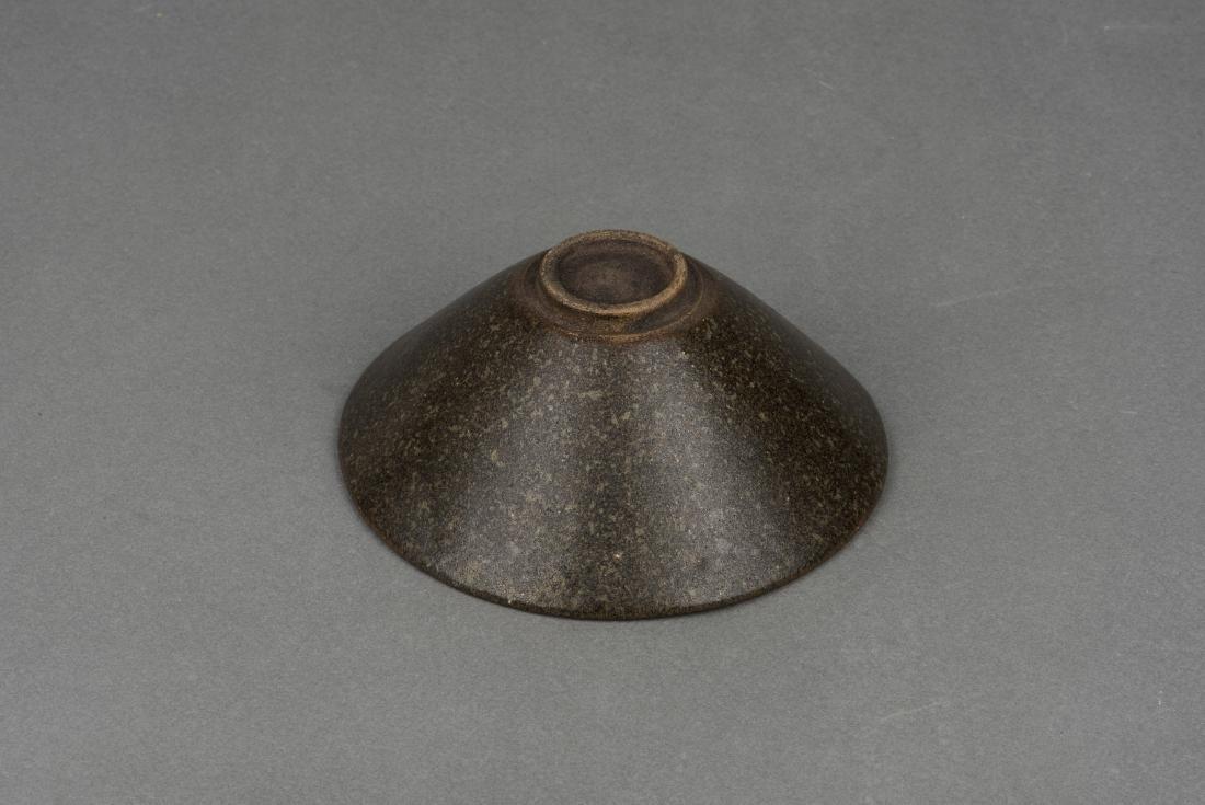 A JIZHOU YAO WARE TEA BOWL - 3