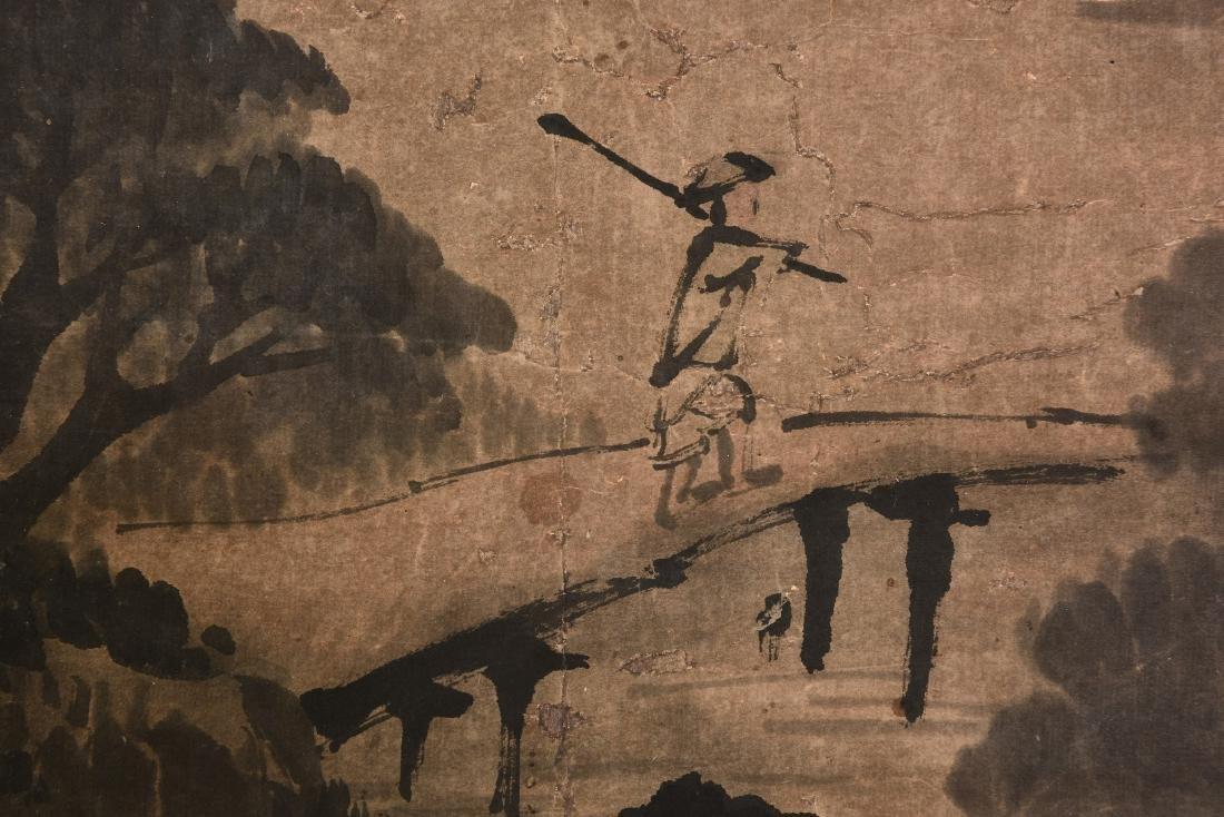 WU SHIXIAN (1845-1916), LANDSCAPE - 3