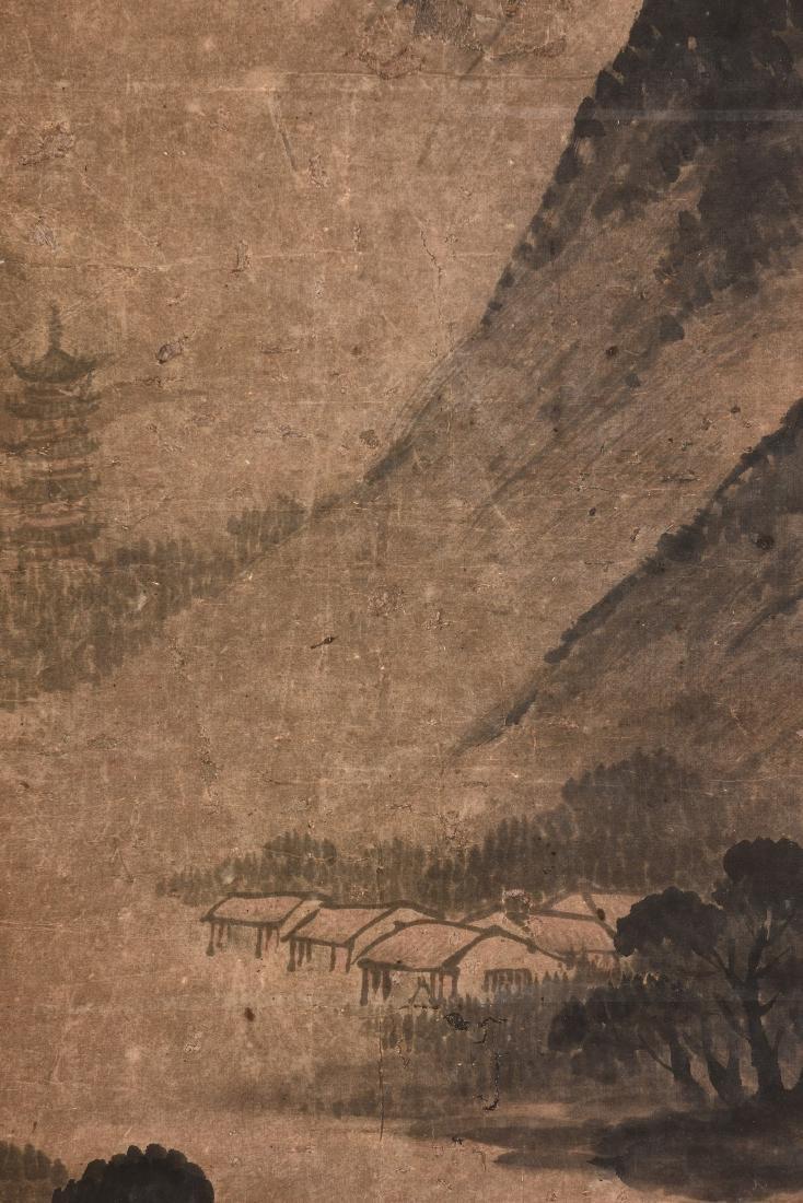 WU SHIXIAN (1845-1916), LANDSCAPE - 4