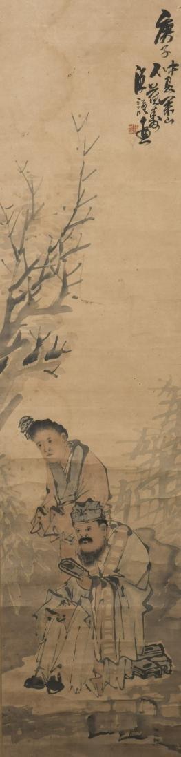 WANG QIAN (QING DYNASTY), FIGURES