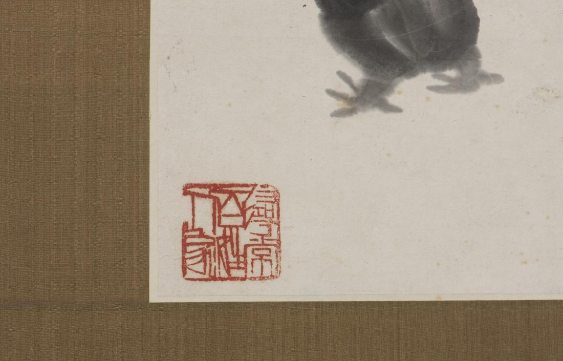 QI BAISHI (1864-1957), CHICKEN - 3