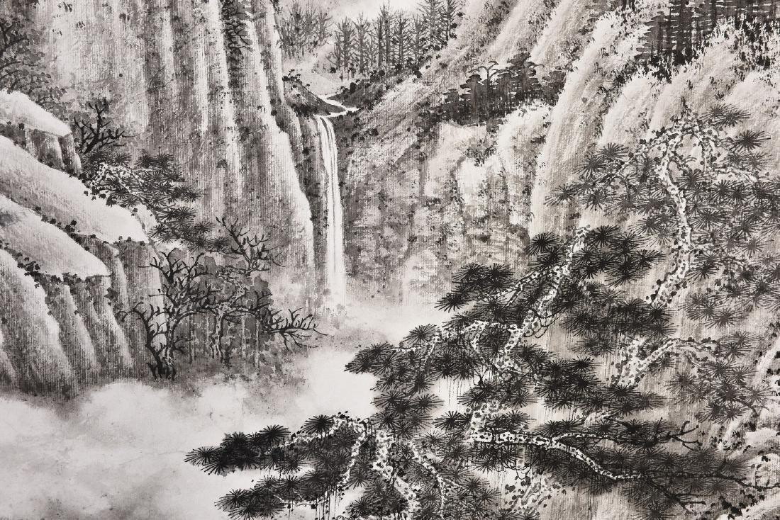 XIE ZHILIU (1910-1997) CHEN PEIQIU (1922-), LANDSCAPE - 2