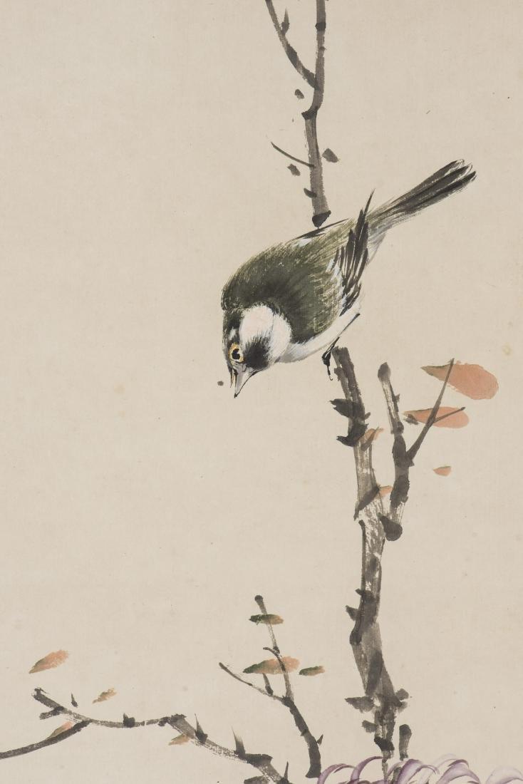 XIANG CHAN, CHRYSANTHEMUM - 4