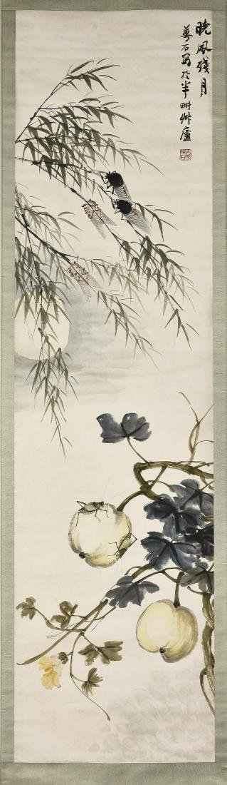 JING MENGSHI (1869-1952), INSECTS