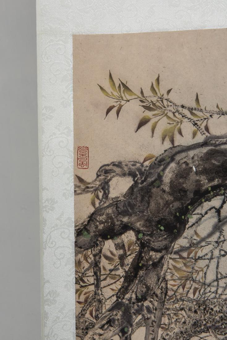 FENG LINZHANG (1943-), PEONY - 3