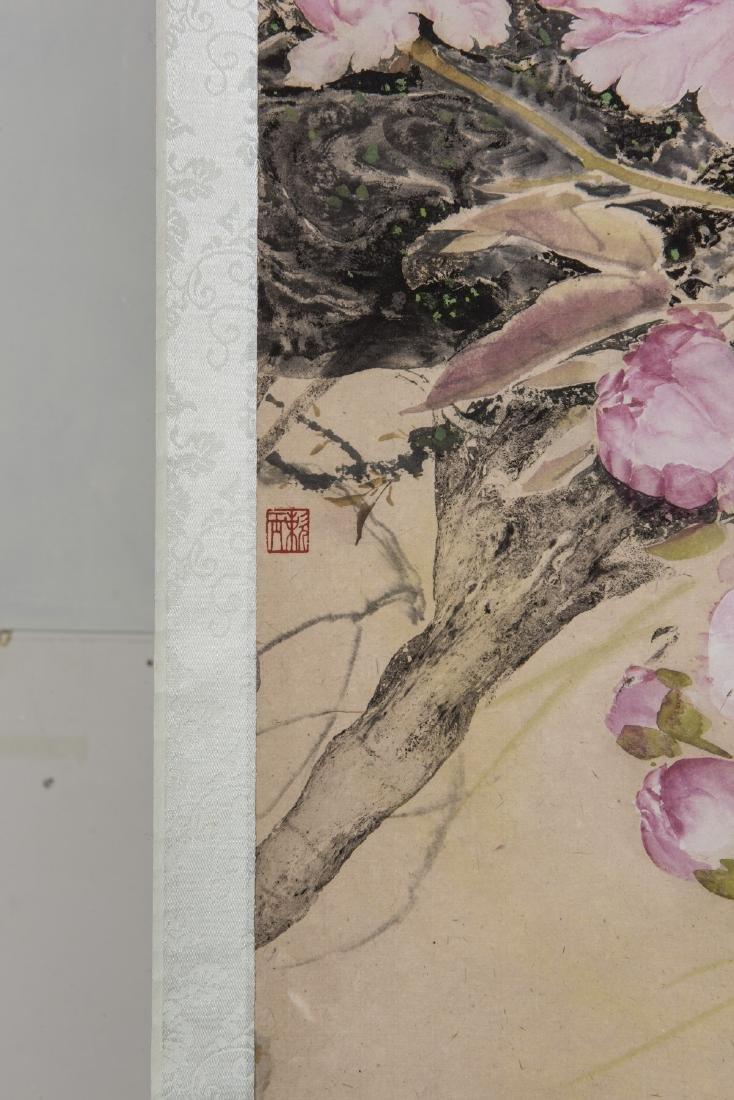FENG LINZHANG (1943-), PEONY - 4