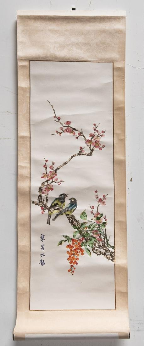 CHINESE PAINTING FOR STAMPS - 9