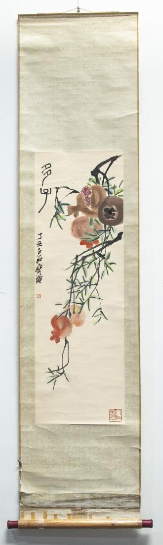 QI BAISHI & FIVE OTHER SCROLLS, SOME PRINTS - 6