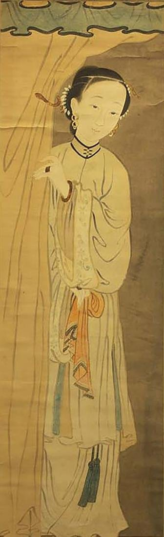 ANONYMOUS (QING OR EARLIER), BEAUTY