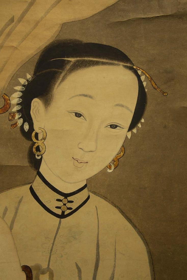 ANONYMOUS (QING OR EARLIER), BEAUTY - 3