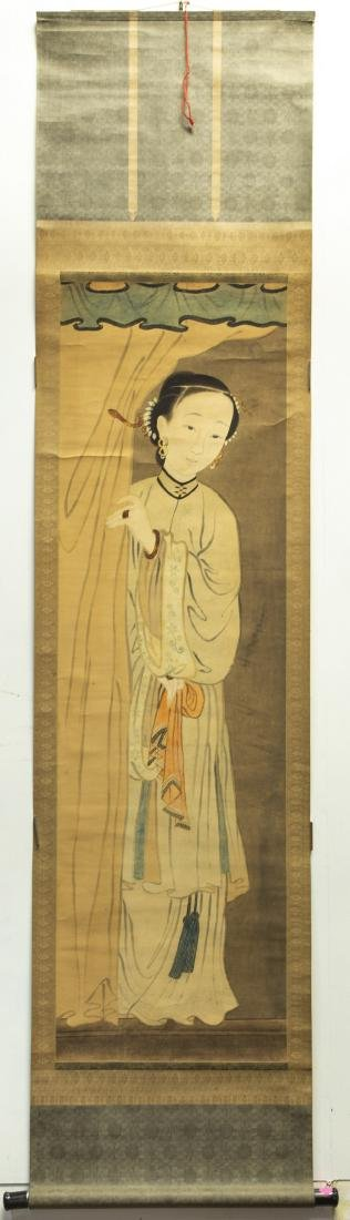 ANONYMOUS (QING OR EARLIER), BEAUTY - 5
