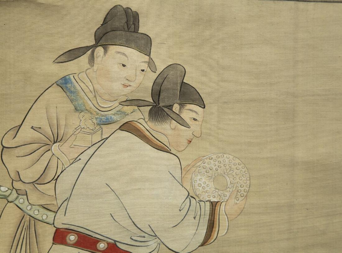 GAI QI (1773-1828), FIGURE - 2