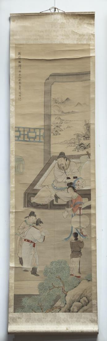 GAI QI (1773-1828), FIGURE - 5