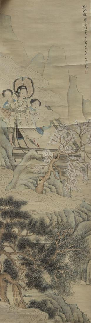 GAI QI (1773-1828), FIGURE