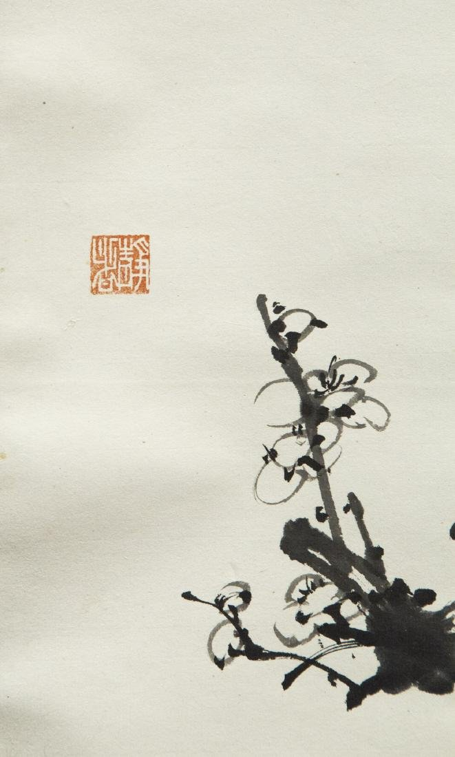 TAI JINGNONG (1903-1990), PLUM BLOSSOM - 4