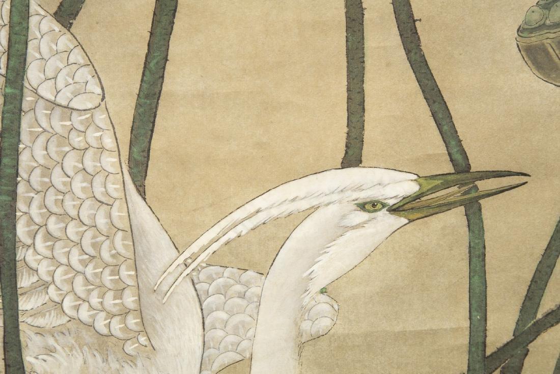 STYLE OF CHEN ZHIFO (1896-1962), HERON - 2