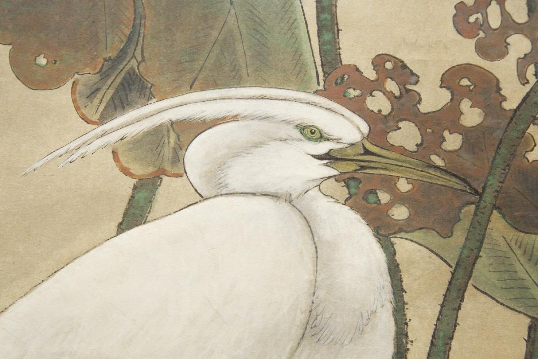 STYLE OF CHEN ZHIFO (1896-1962), HERON - 3