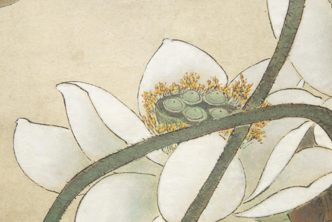 STYLE OF CHEN ZHIFO (1896-1962), HERON - 4